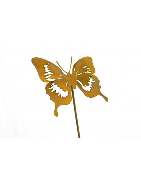 Schmetterling Deko Gartenstecker