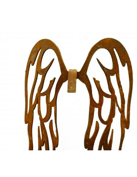 filigrane Flügel zum Einhängen nach unten- Engelsflügel zum Basteln und Dekorieren