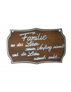Familie zitate liebe Familie: Sprüche