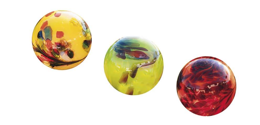 Glaskugeln für Glasblumen bestellen