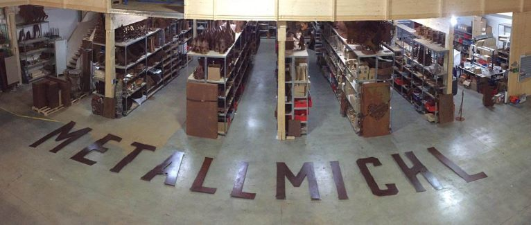 Metallmichl Lagerverkauf