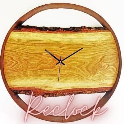 Weihnachtsmarkt handgemachte Uhren kaufen
